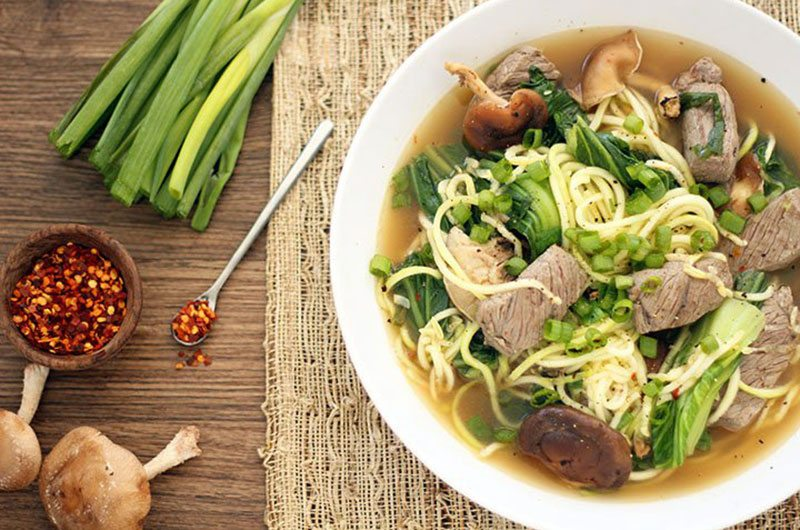 Beef-Noodle-Soup-with-Shitake-Mushrooms-and-Baby-Bok-Choi