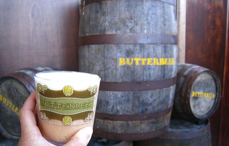 Butterbeer-Latte-Frappuccino