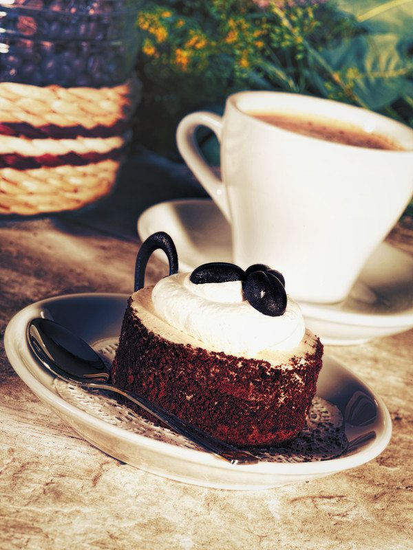 Cake Recipes Using Real Coffee