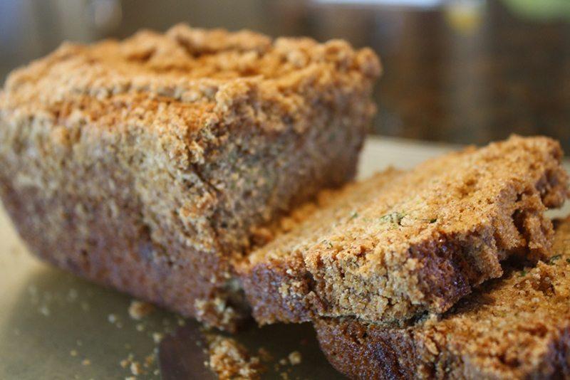 Betty Crocker's Gluten-Free Zucchini Bread