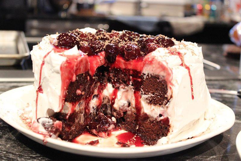 German Style Black Forest Cake Recipe