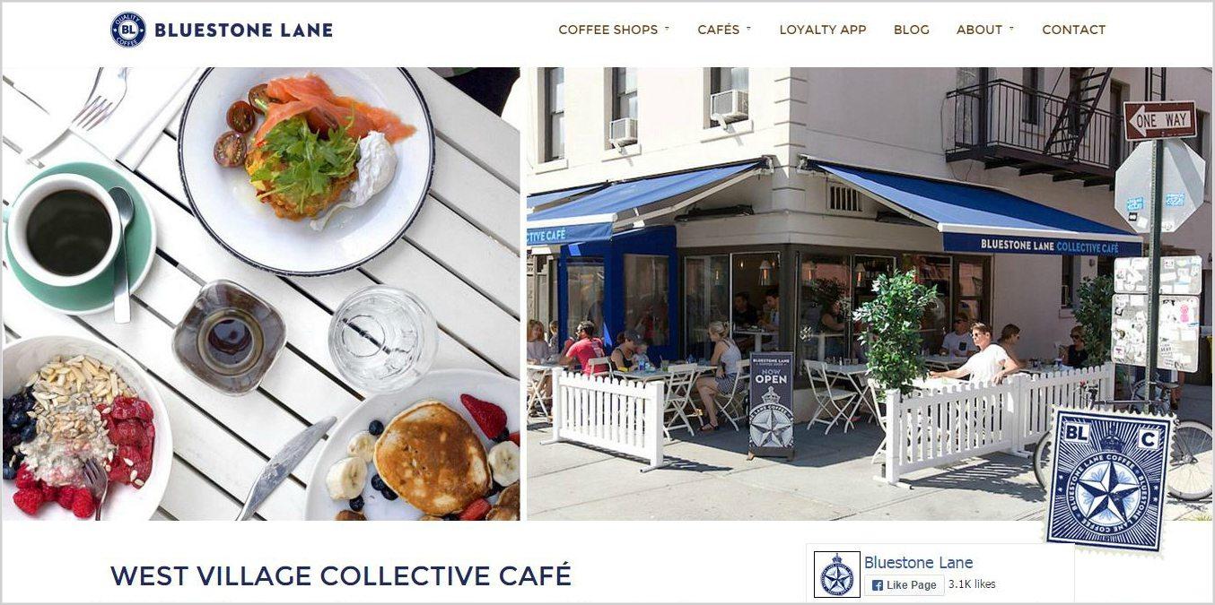 Bluestone Lane West Village Collective Café