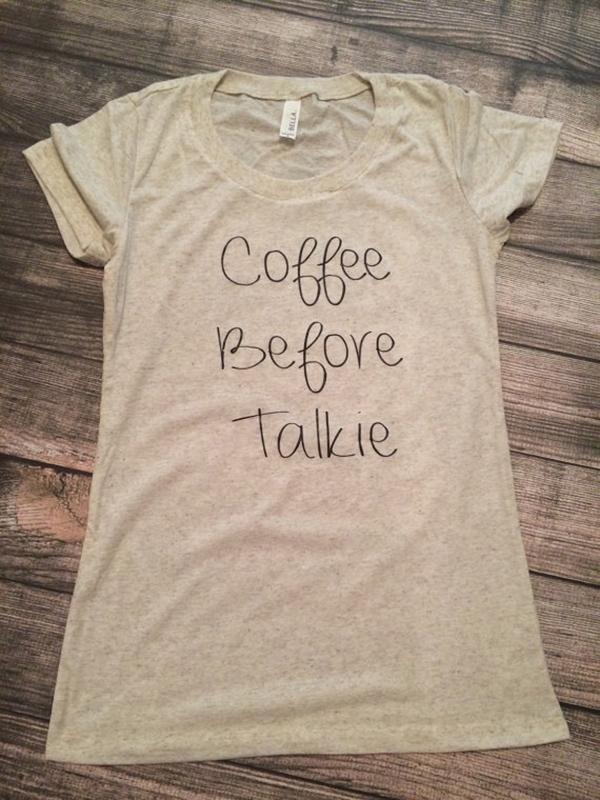 Coffee Before Talkie