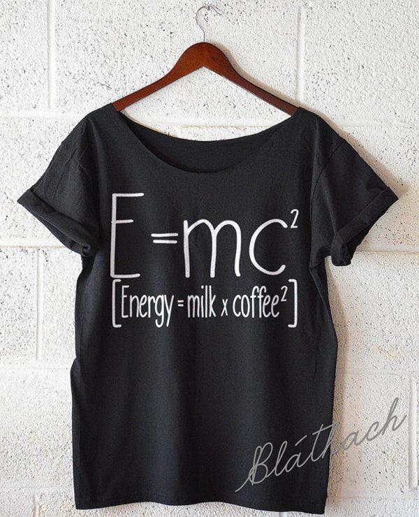 Energy, Milk, Coffee