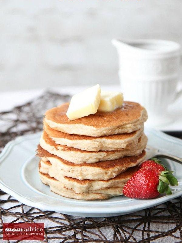 Gluten-Free Pancakes with Better Batter