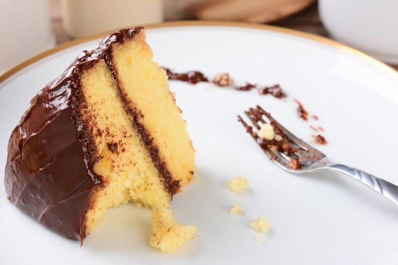 Wheat free yellow cake recipe