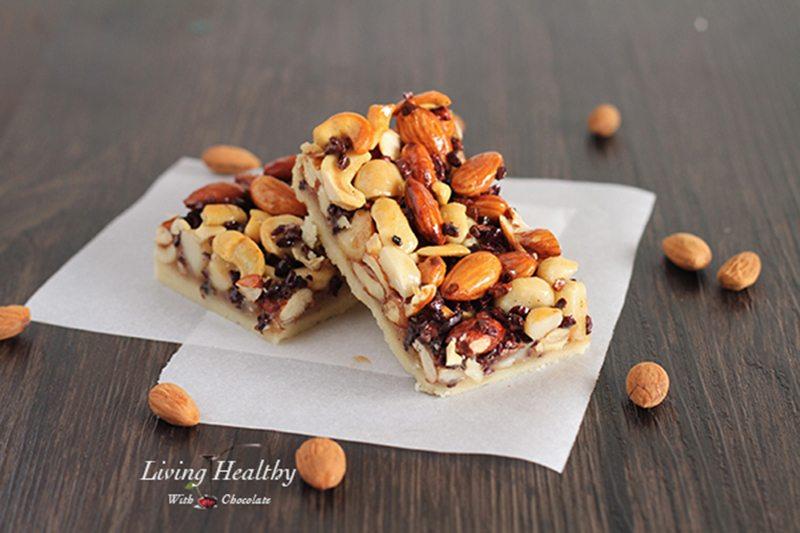 Honey Nut Bars