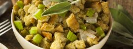 28 Gluten-Free Stuffing Recipes Great For The Holidays Or Any Time!