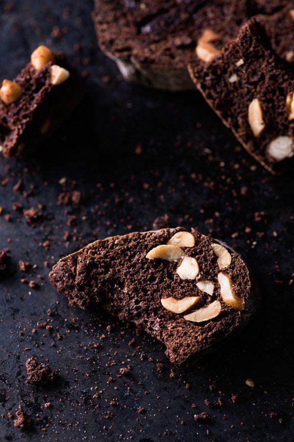 Vegan Dark Chocolate Zucchini Bread