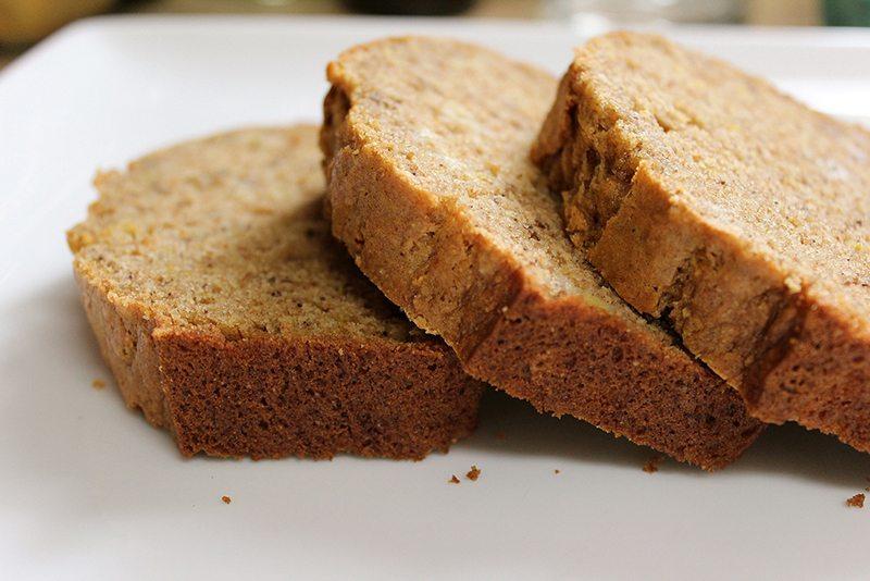 Vegan Zucchini Spice Bread
