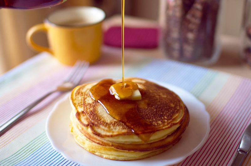 Betty Crocker's Gluten-Free Pancakes with Bisquick
