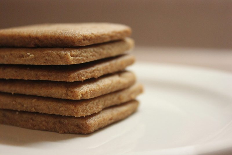 Chocolate Coffee Graham Crackers