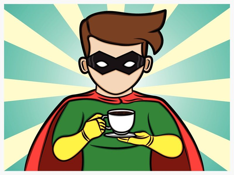 Custom Coffee Cups For Superhero Supervillain Fans