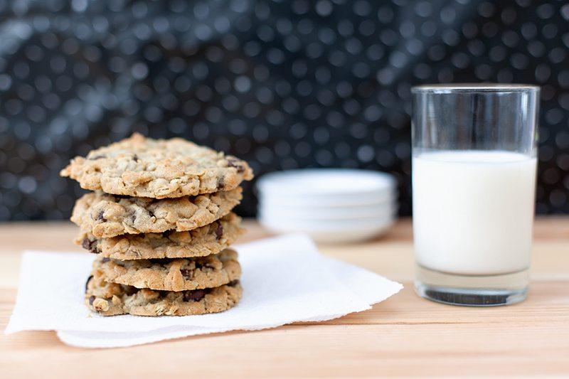 Namaste Oatmeal Cookies