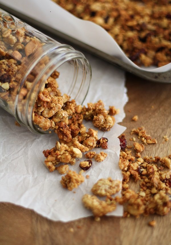 Paleo Granola by The Roasted Root