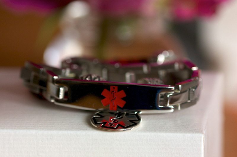 Wear a Medical Alert Bracelet