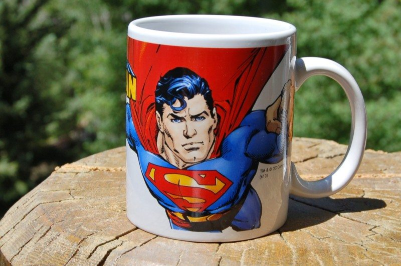 DC Comic Superhero Cup