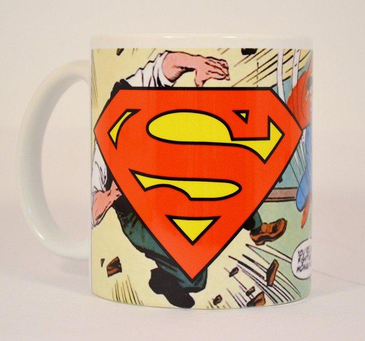 Comic Book Superman Cup
