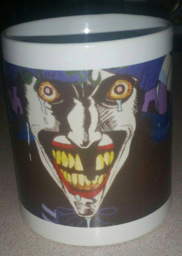 Insane Joker Face