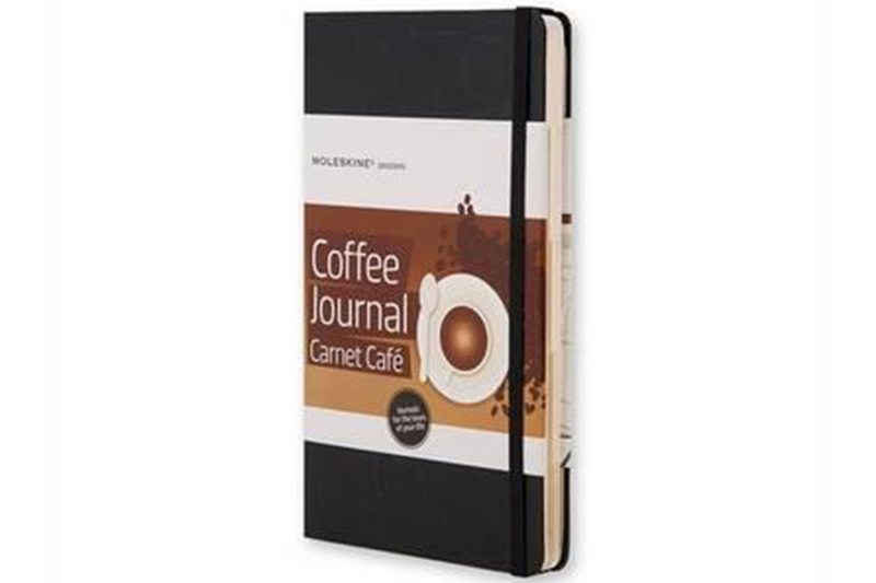 Coffee Journal Moleskine Passions