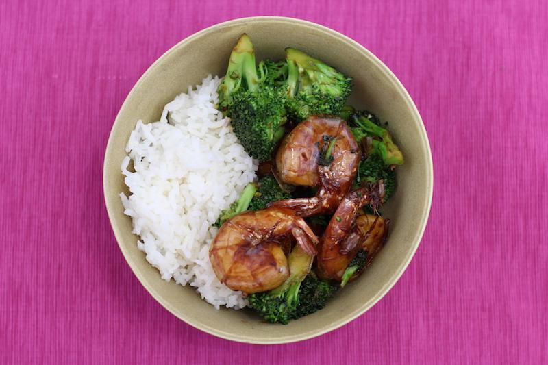 Honey Garlic Shrimp and Broccoli final 1