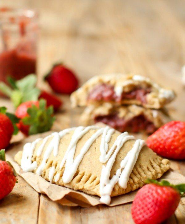 Strawberry Banana Pop Tarts