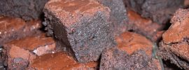 20 Chewey, Sweet, Chocolaty Paleo Brownie Recipes