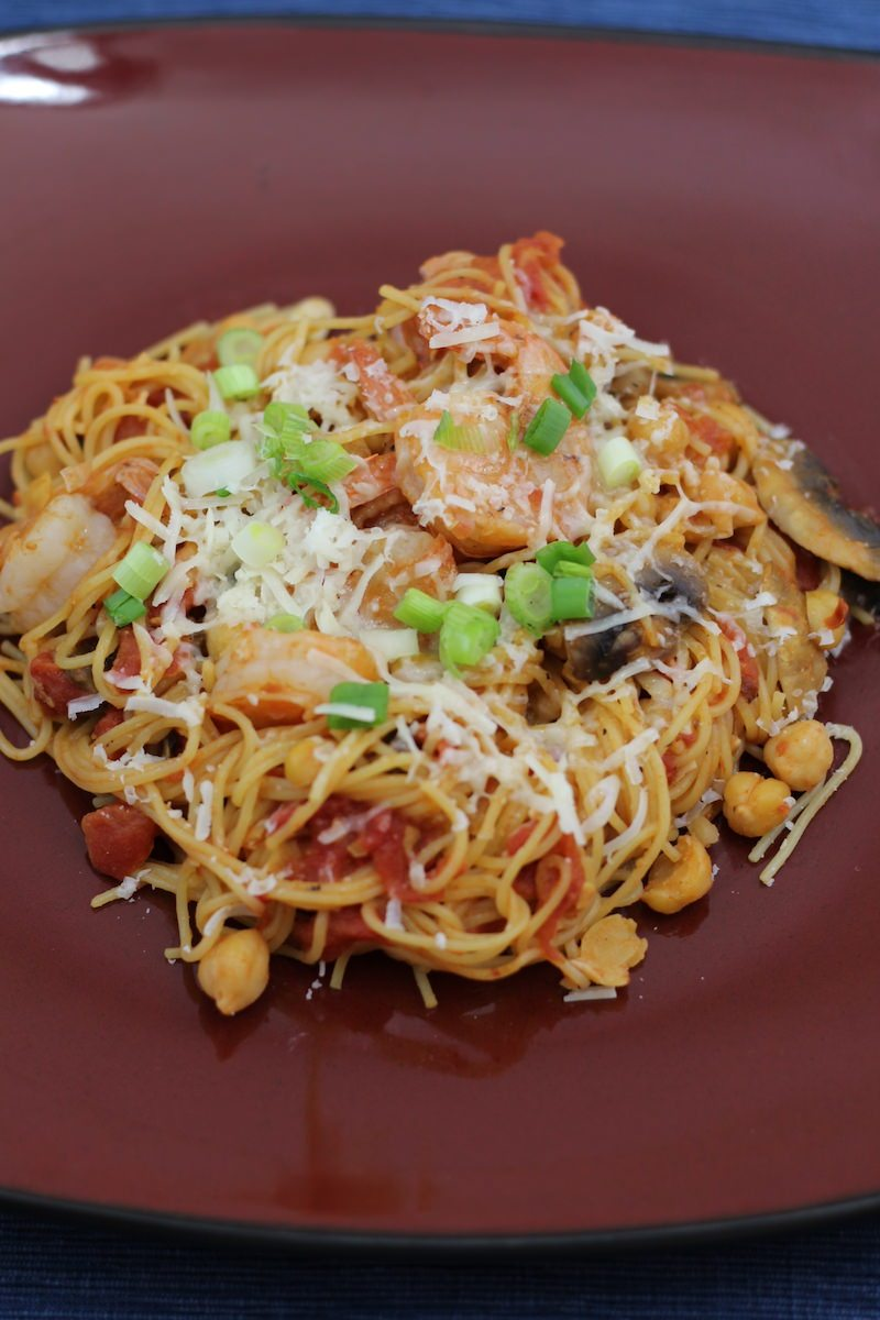 Shrimp and Chickpea Pasta final 5