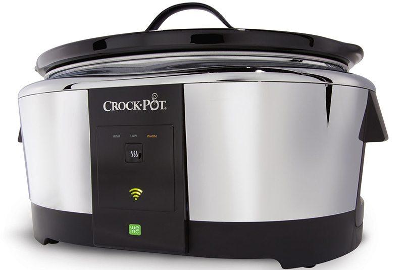 wifi premium slow cooker