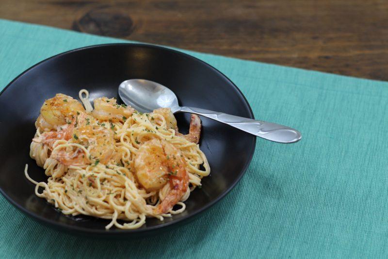 bang bang shrimp pasta 8