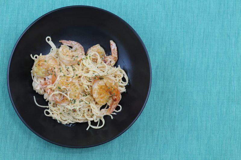 bang bang shrimp pasta final