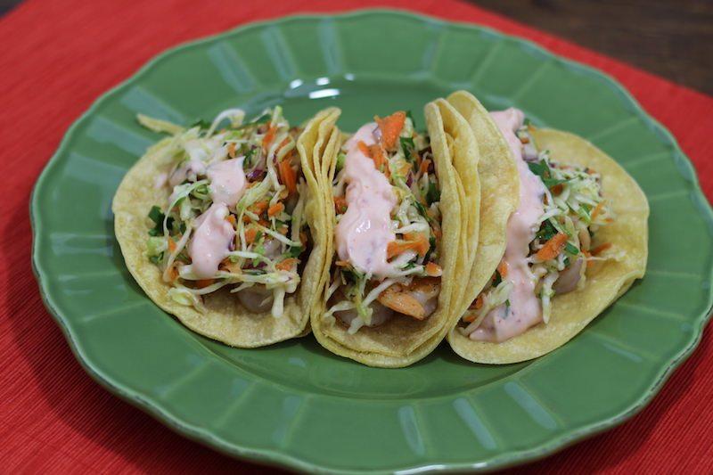 crispy shrimp sweet chili tacos final 5