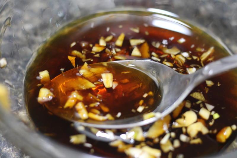 honey garlic sauce