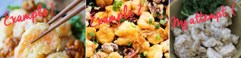 honey walnut shrimp example