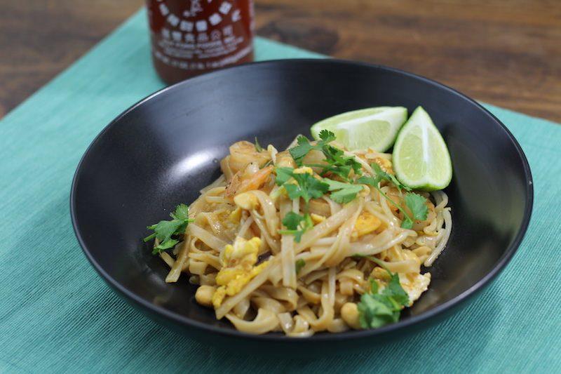 shrimp pad thai cooking final 1
