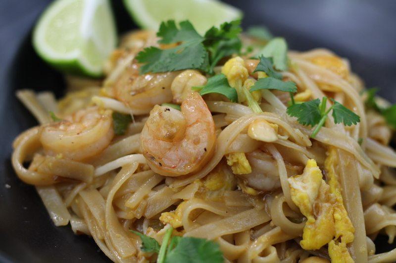 shrimp pad thai final