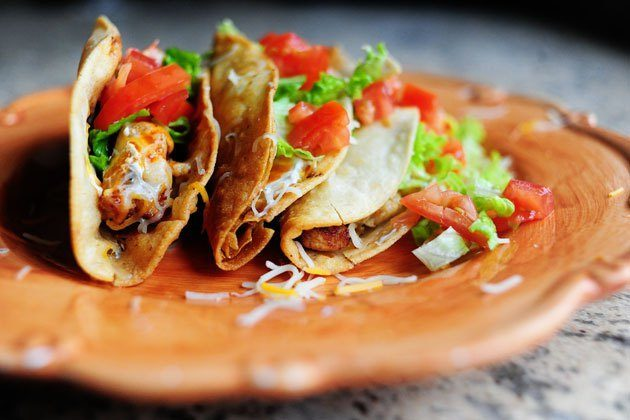 Chicken Tacos from Pioneer Woman Reviewed