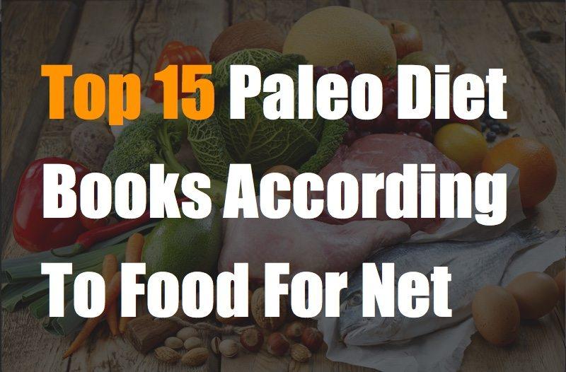 top 15 paleo diet books
