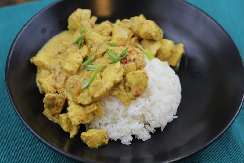 Chicken Curry in a Hurry Final