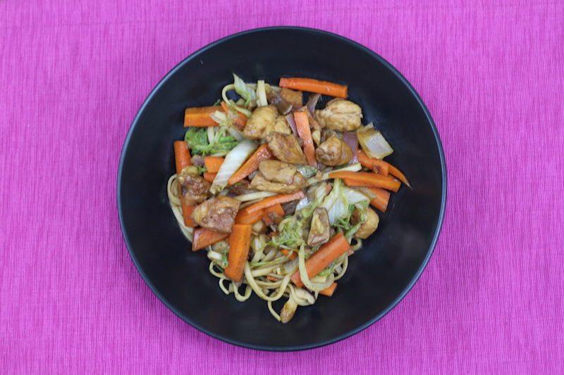 Chicken Lo Mein final 2