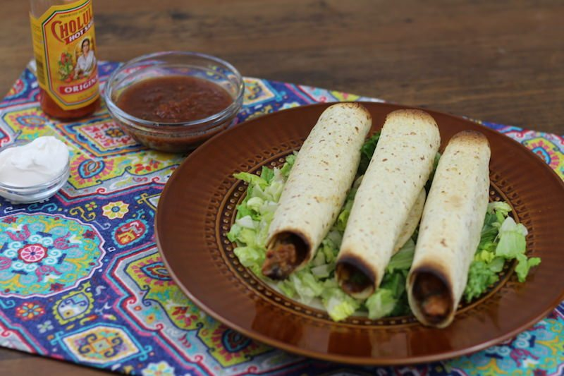 Chicken Taquitos final 1