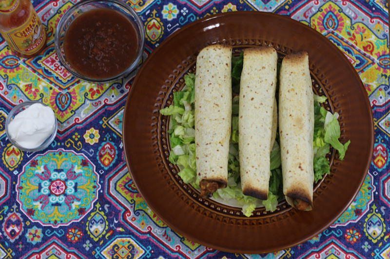 Chicken Taquitos final 2
