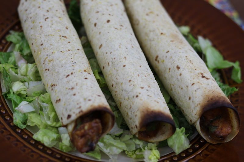 Chicken Taco Taquitos From Jo Cooks Reviewed