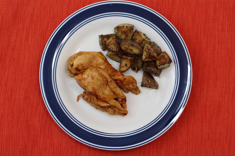 Coca Cola Chicken with Potatoes final 2