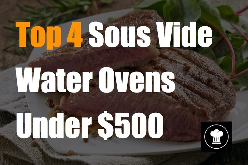 Top 4 Sous Vide Water Ovens Under 500 dollars