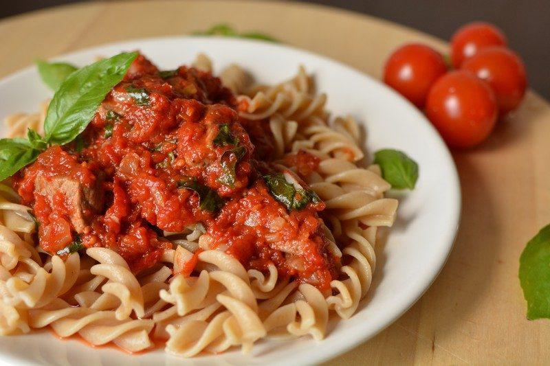 Wholegrain pasta with beef final 2