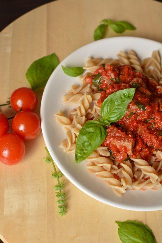 Wholegrain pasta with beef final 3