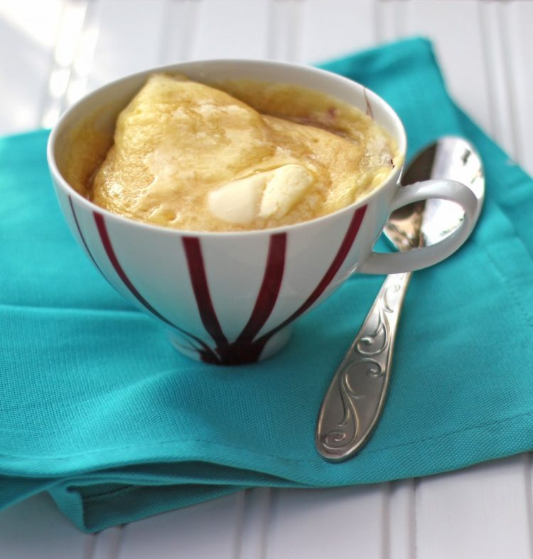 Pancake in a Mug