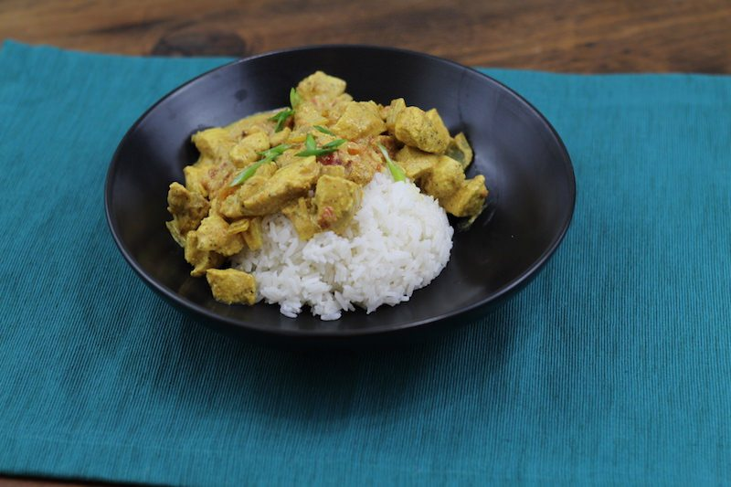 quick chicken curry final 1