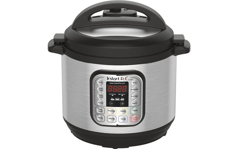 Top Three Instant Pot Electric Pressure Cookers Reviewed